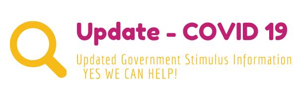 Update - COVID 19