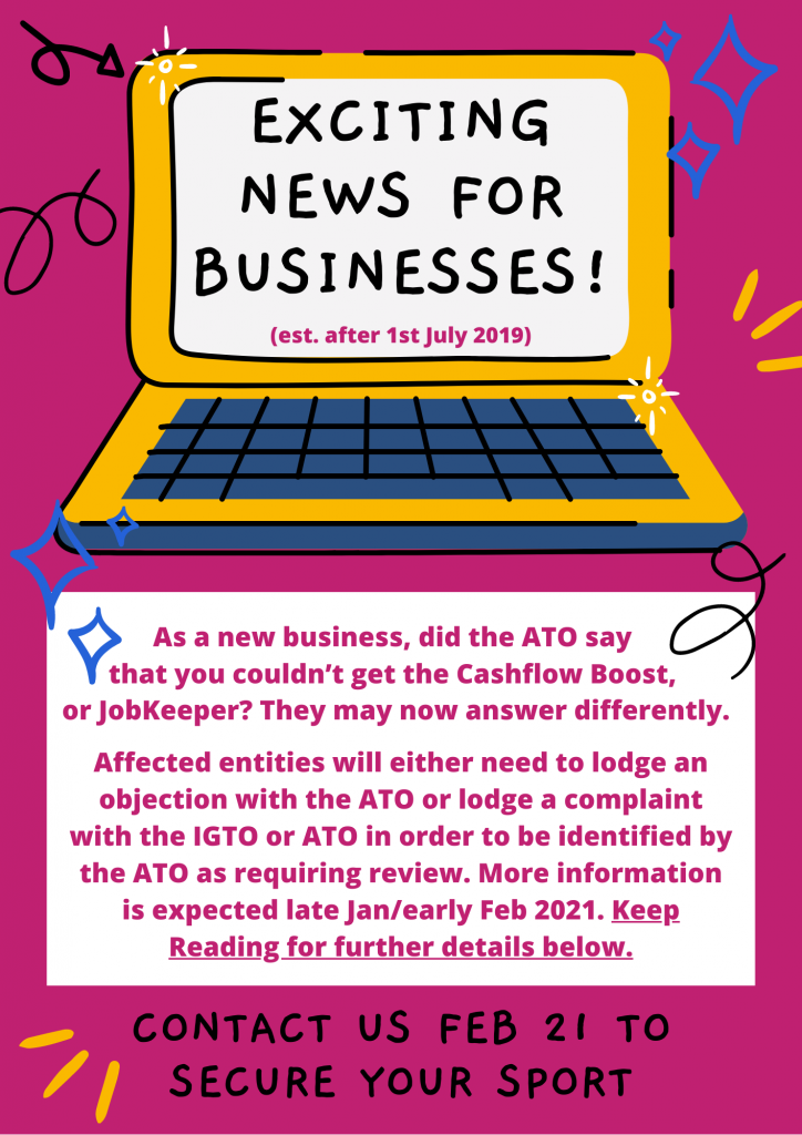 Exciting News For Businesses!